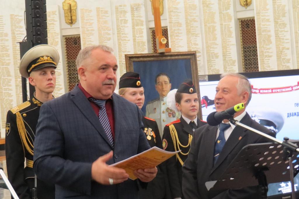 Самолёт морской авиации ВМФ получит имя легендарного лётчика Николая Челнокова